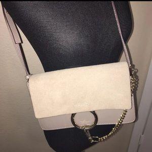 Chloe faye shoulder bag